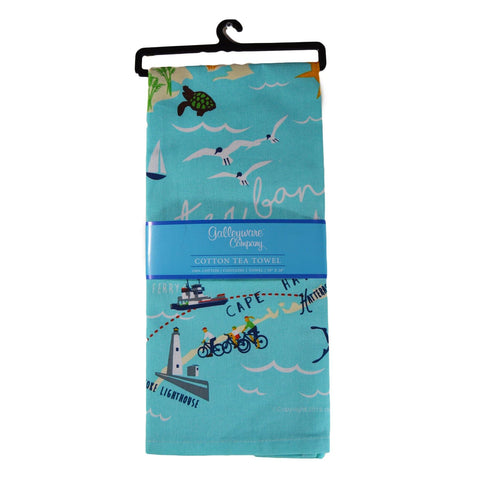 Outer Banks Kitchen Towel