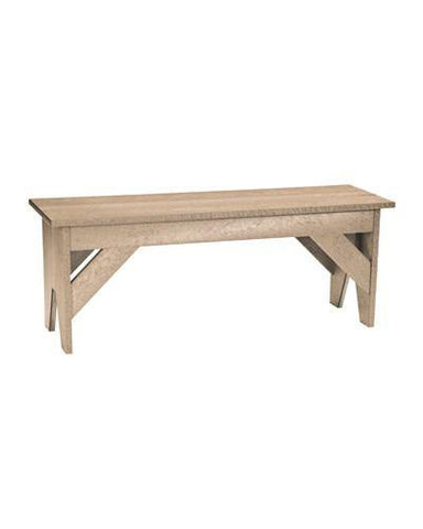 Basic Bench, Beige