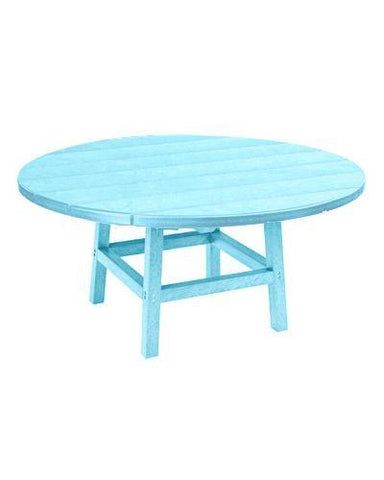 Cocktail Table, Aqua