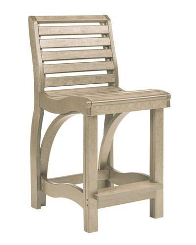 Counter Chair, Beige
