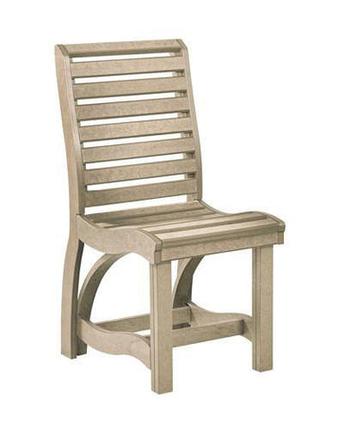 Dining Side Chair, Beige