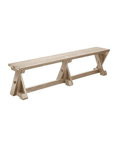 Dining Table Bench, Beige