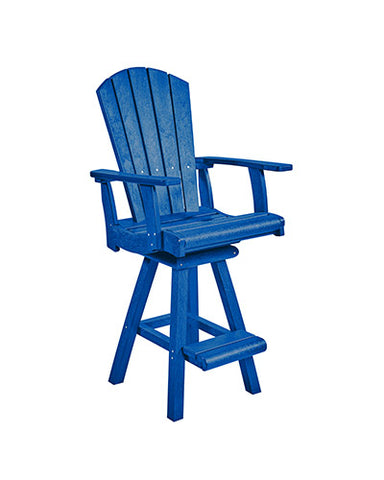 Pub Chair, Blue