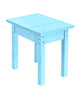 Small Table, Aqua