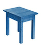 Small Table, Blue