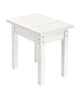 Small Table, White
