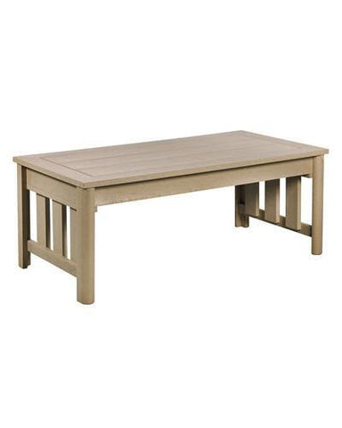 Coffee Table, Beige
