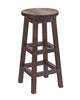 Swivel Bar Stool, Chocolate