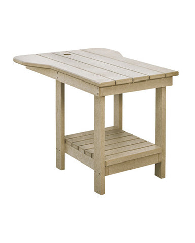 Tete-A-Tete Table, Beige