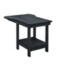 Tete-A-Tete Table, Black