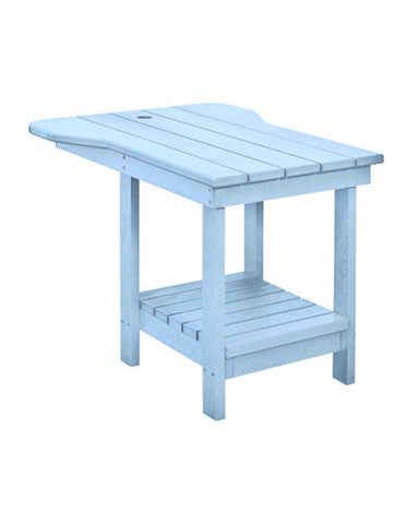 Tete-A-Tete Table, Sky Blue