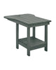 Tete-A-Tete Table, Slate Grey