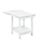 Tete-A-Tete Table, White