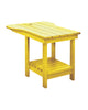 Tete-A-Tete Table, Yellow