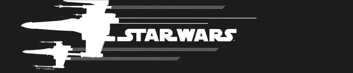 Browse Official Star Wars Designs On T-Shirts And Other Apparel