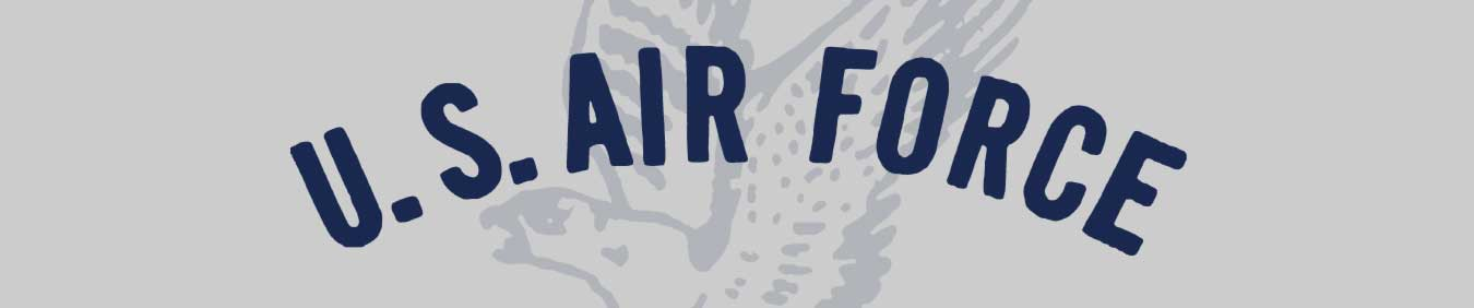 Browse Official U.S. Air Force Designs On T-Shirts And Other Apparel