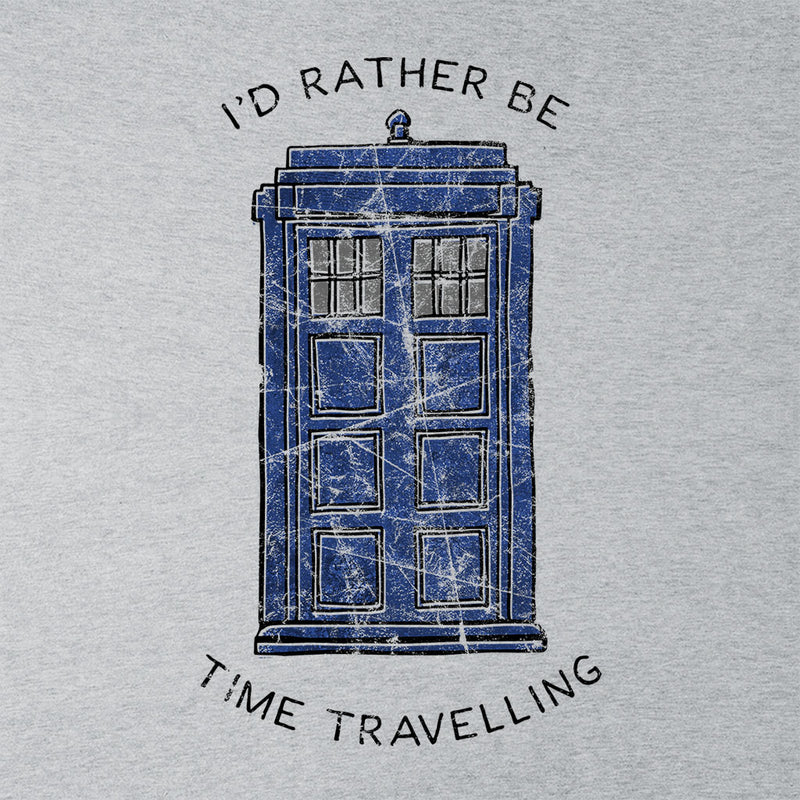 Doctor Who Id Rather Be Time Travelling