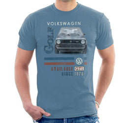 Official Volkswagen GTI 1976 Men's T-Shirt - POD66