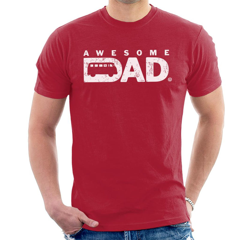 Volkswagen Awesome Dad Men's T-Shirt - POD66