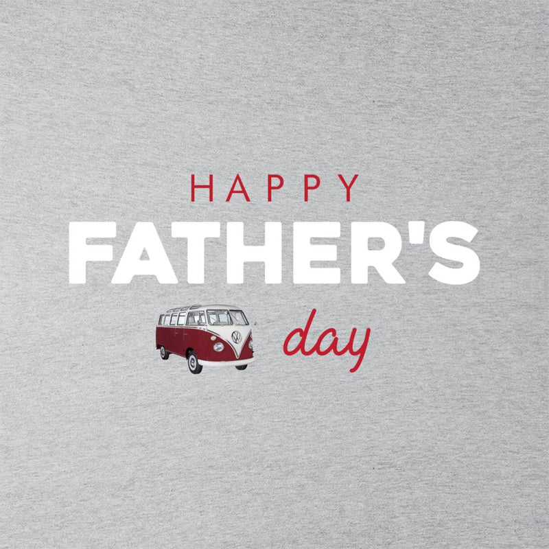 Volkswagen Happy Fathers Day Men's T-Shirt - POD66