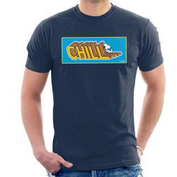 Peanuts Snoopy Chill Men's T-Shirt - POD66