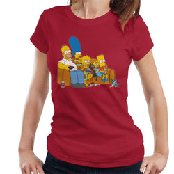 The Simpsons Movie Time Women's T-Shirt - POD66
