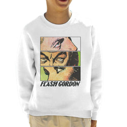 Flash Gordon Eyes Kid's Sweatshirt - POD66