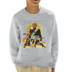 Flash Gordon Ming Toast Kid's Sweatshirt - POD66