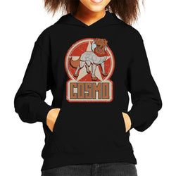 Marvel Guardians Of The Galaxy Comic Cosmo Kid's Hooded Sweatshirt - POD66