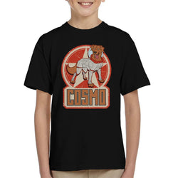 Marvel Guardians Of The Galaxy Comic Cosmo Kid's T-Shirt - POD66