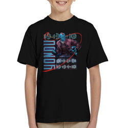 Marvel Guardians Of The Galaxy Cartoon Yondu Kid's T-Shirt - POD66