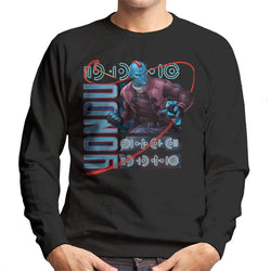 Marvel Guardians Of The Galaxy Cartoon Yondu Men's Sweatshirt - POD66
