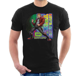 Marvel Guardians Of The Galaxy Star Lord Lets Rock This Men's T-Shirt - POD66