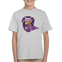Marvel Guardians Of The Galaxy Breakdancing Groot Kid's T-Shirt