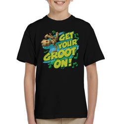 Marvel Guardians Of The Galaxy Cute Get Your Groot On Kid's T-Shirt