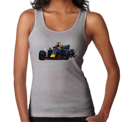 Motorsport Images Daniel Ricciardo Red Bull RB14 Mexican GP 2018 Women's Vest - POD66