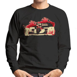 Motorsport Images Ayrton Senna McLaren MP46 Portuguese GP Negative Men's Sweatshirt
