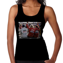 Motorsport Images Jody Scheckter James Hunt & Jochen Mass Women's Vest - POD66