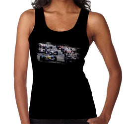 Motorsport Images San Marino GP 2005 Starting Shot Women's Vest - POD66