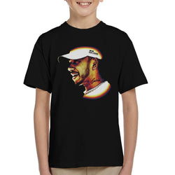 Motorsport Images Lewis Hamilton Speech At 2019 Canadian GP Kid's T-Shirt - POD66