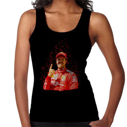 Motorsport Images Sebastian Vettel Pole Position Victory Canadian GP Women's Vest - POD66