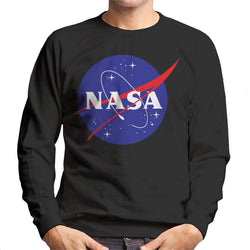 The NASA Classic Insignia Men's Sweatshirt - POD66