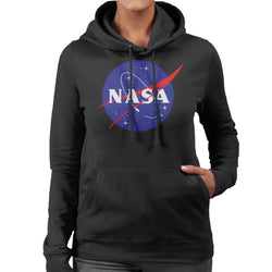 The NASA Classic Insignia Women's Hooded Sweatshirt - POD66