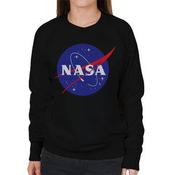 The NASA Classic Insignia Women's Sweatshirt - POD66