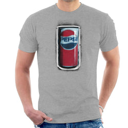 Pepsi 70s Graffiti Can Men's T-Shirt