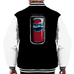 Pepsi 70s Graffiti Can Men's Varsity Jacket