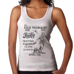 Pepsi Cola State Tournament Women's Vest - POD66