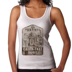 Pepsi Cola Rockabilly Music Festival Women's Vest - POD66