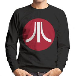 Atari Circle Logo Men's Sweatshirt - POD66