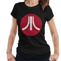 Atari Circle Logo Women's T-Shirt - POD66
